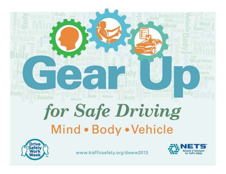 Analysis of safe driving campaigns