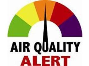 ozone alerts